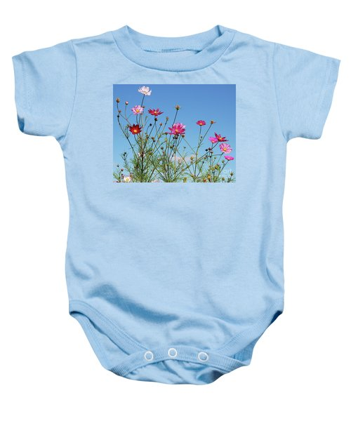 Reach For The Cosmos Baby Onesie