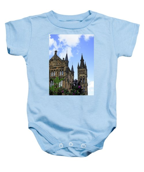 Rising To The Top Baby Onesie