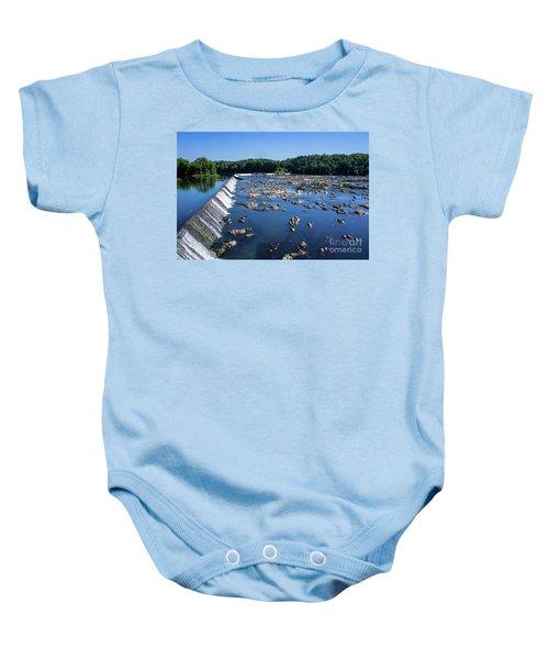 Savannah River Rapids - Augusta Ga 2 Baby Onesie
