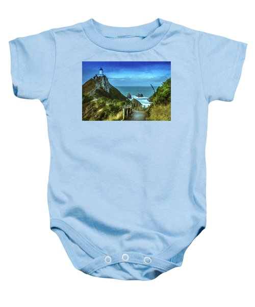 Scenic View Dwp75367530 Baby Onesie