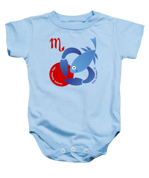 Scorpio -  Scorpion Baby Onesie