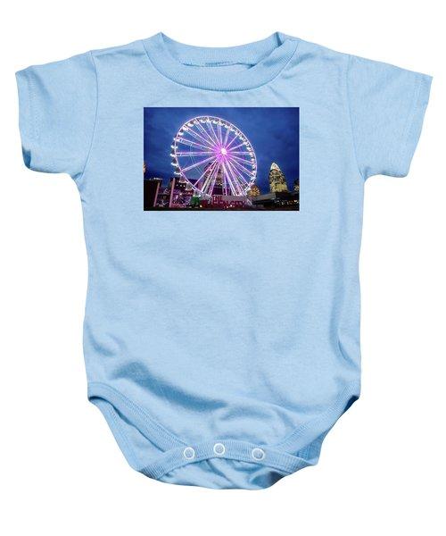 Skystar Ferris Wheel Baby Onesie