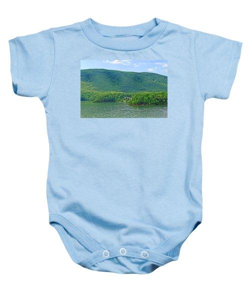 Smith Mountain Lake, Va. Baby Onesie