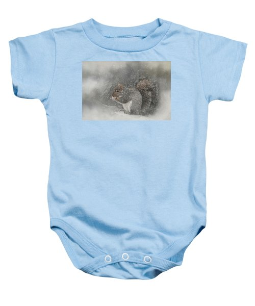 Snack Time Baby Onesie