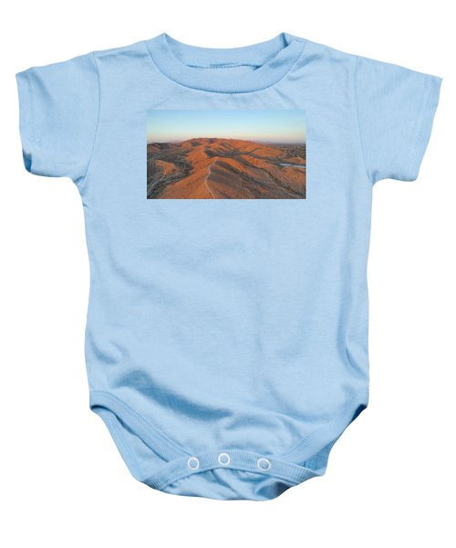 South Mountain Sunrise Baby Onesie