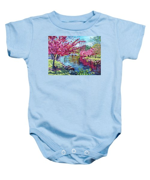 Spring Soliloquy Baby Onesie