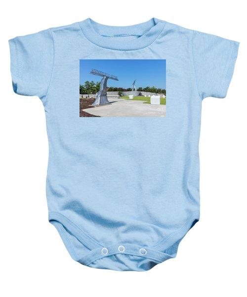 Springfield Village Park - Augusta Ga Baby Onesie