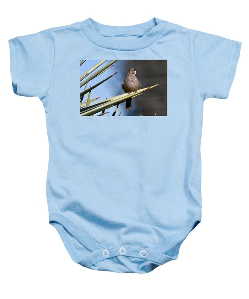 Squawker Baby Onesie