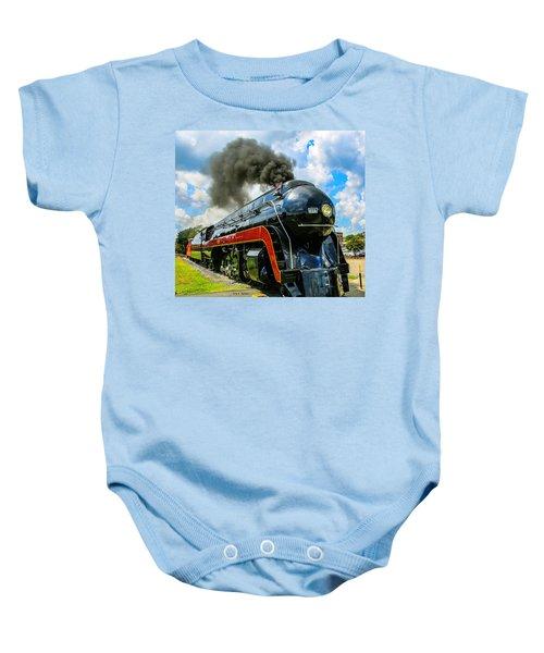 Steam's Up 611 Baby Onesie