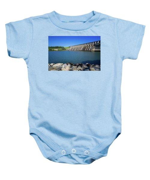 Strom Thurmond Dam - Clarks Hill Lake Ga Baby Onesie