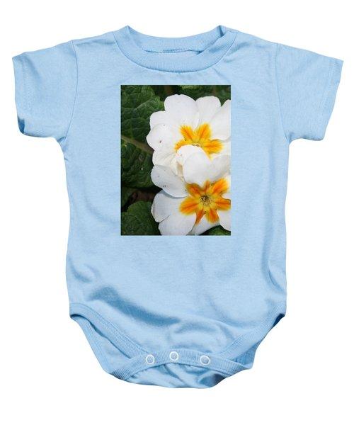 Sweet Primrose Baby Onesie