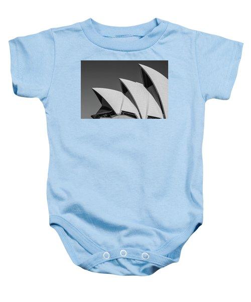 Sydney_opera Baby Onesie