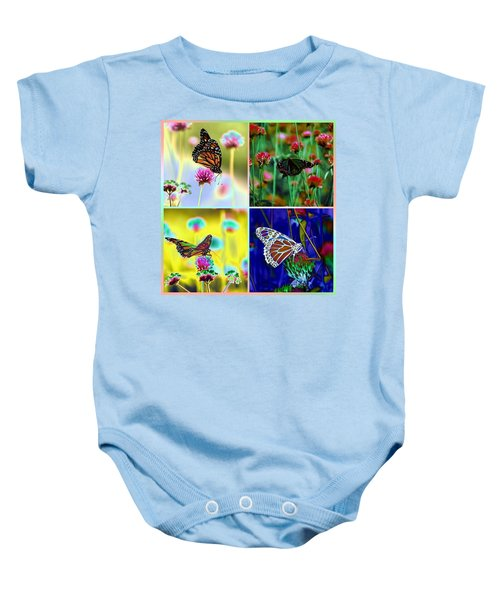 The Butterfly Collection 1. Baby Onesie