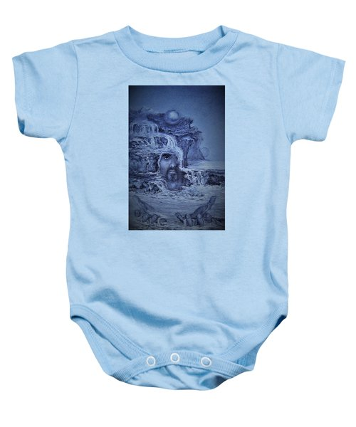 The Offering Baby Onesie