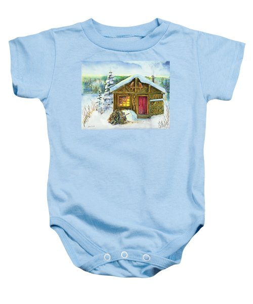 The Shack Baby Onesie