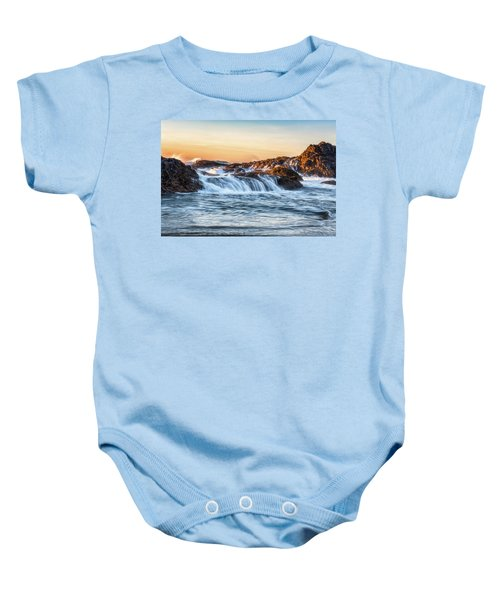 The Small Things Baby Onesie
