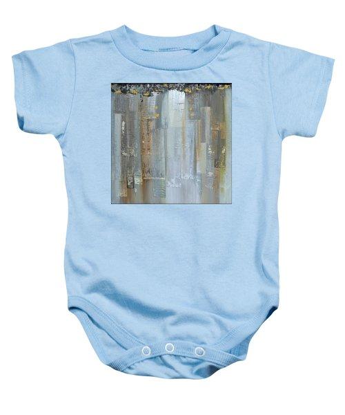 Urban Reflections II Night Version Baby Onesie