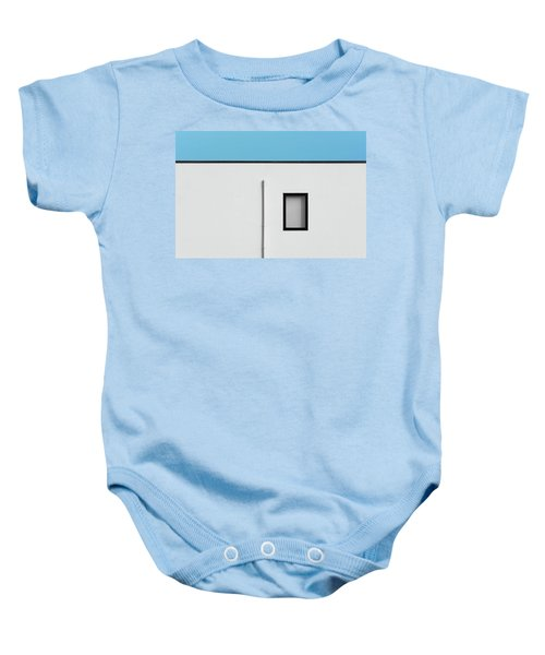 Verona Windows 1 Baby Onesie