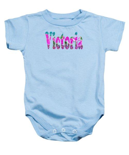 Victoria Baby Onesie