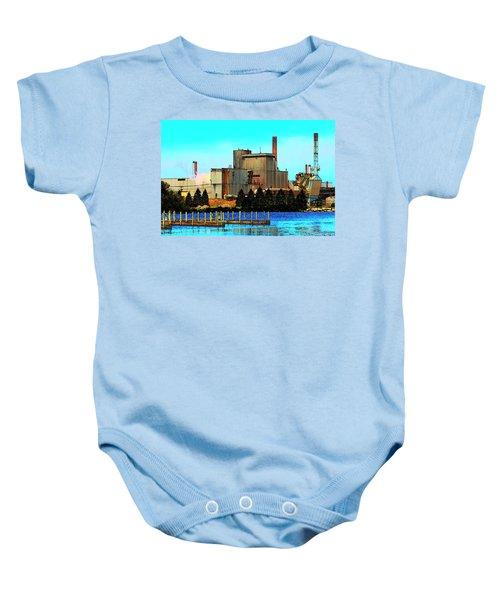 Waterfront Factory Baby Onesie