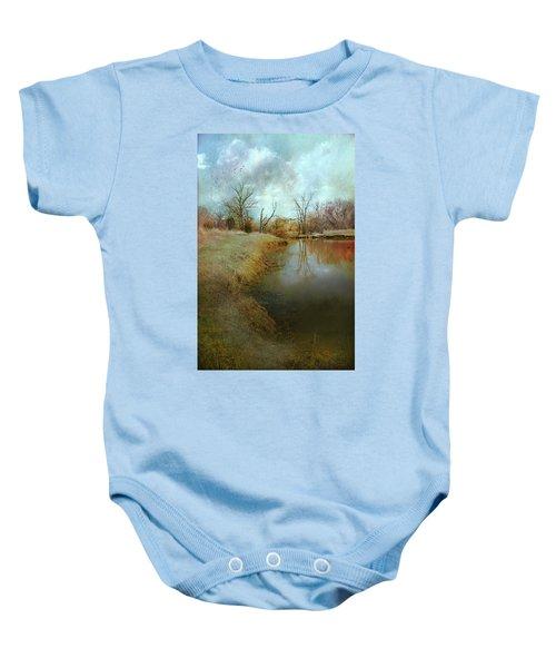 Where Poets Dream Baby Onesie