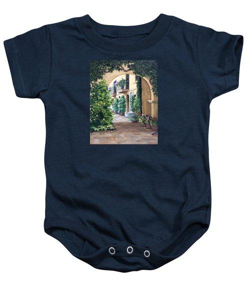Sedona Archway Baby Onesie