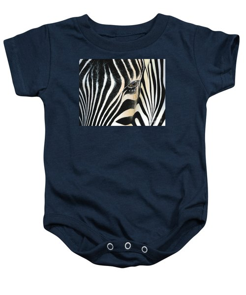 A Moment's Reflection Baby Onesie