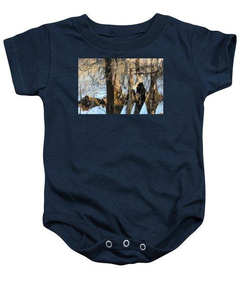 Flint River 36 Baby Onesie