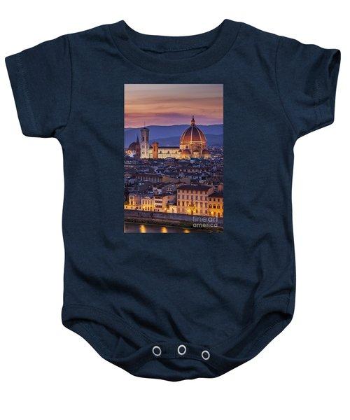 Florence Duomo Baby Onesie