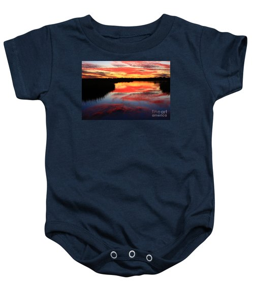 South Ponte Vedra Coast Baby Onesie