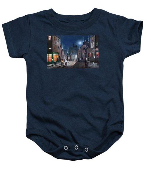 Tower Street Dudley C1930s Baby Onesie