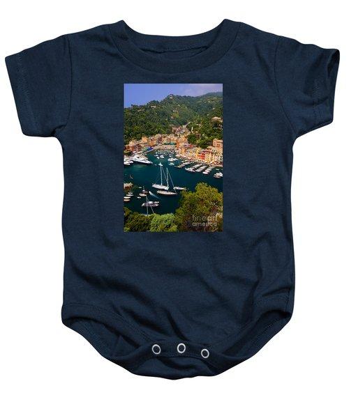 Portofino Baby Onesie