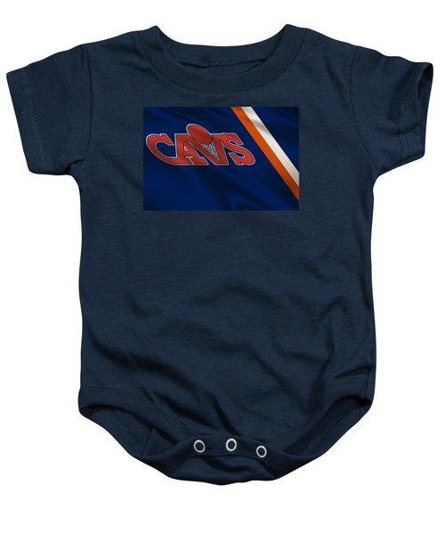 Cleveland Cavaliers Uniform Baby Onesie