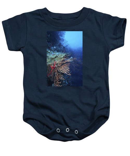 A Peaceful Place Baby Onesie