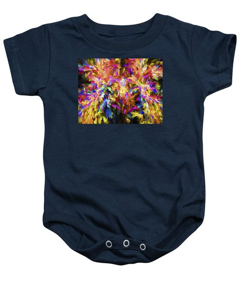 Abstract Artwork 21 Baby Onesie
