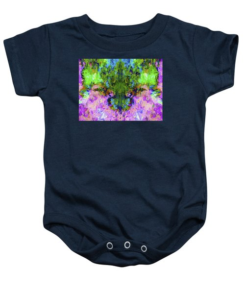 Abstract Artwork B4 Baby Onesie