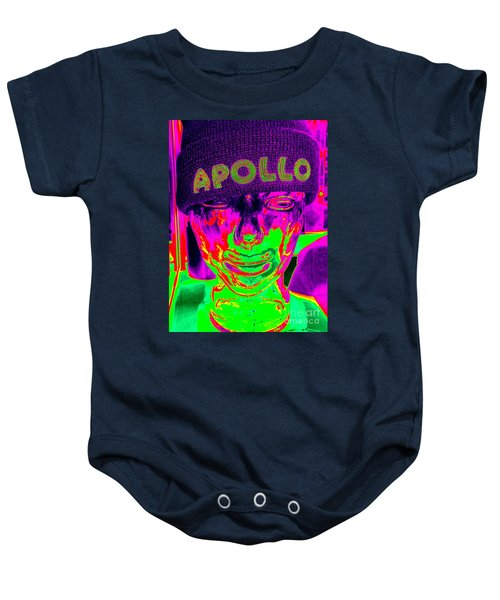 Apollo Abstract Baby Onesie by Ed Weidman