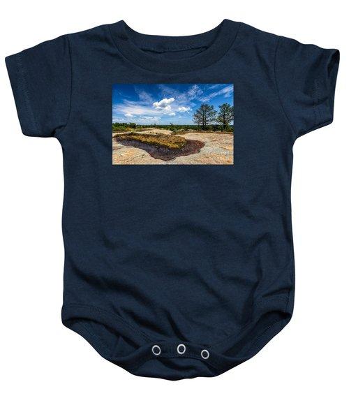 Arabia Mountain Preserve Baby Onesie