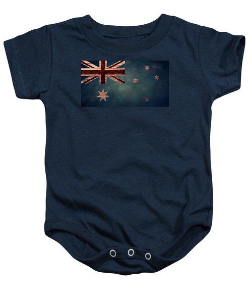 Australian Flag I Baby Onesie