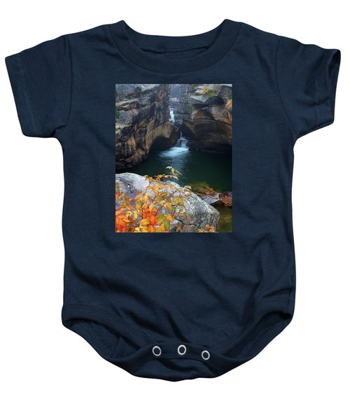 Autumn At The Grotto Baby Onesie