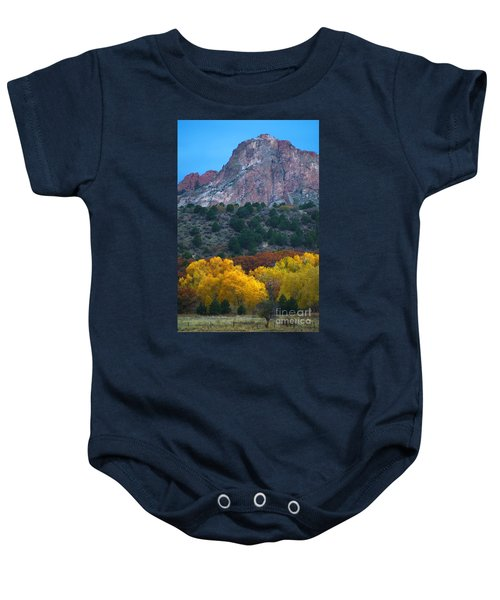 Autumn Of The Gods Baby Onesie