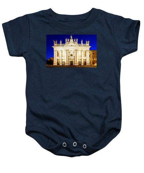 Basilica Di San Giovanni In Laterano Baby Onesie