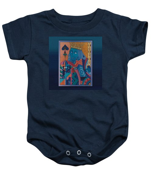 Be The King In Your Movie Baby Onesie