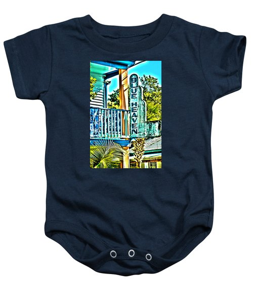 Blue Heaven In Key West - 1 Baby Onesie