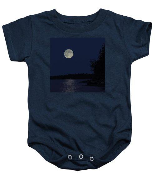 Blue Moon Baby Onesie