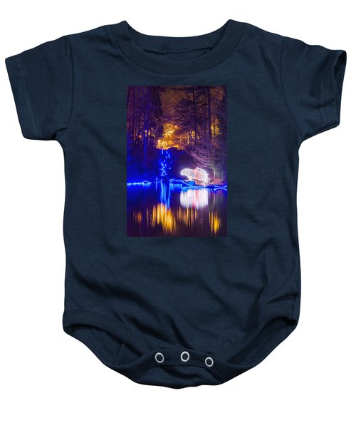 Blue River - Full Height Baby Onesie
