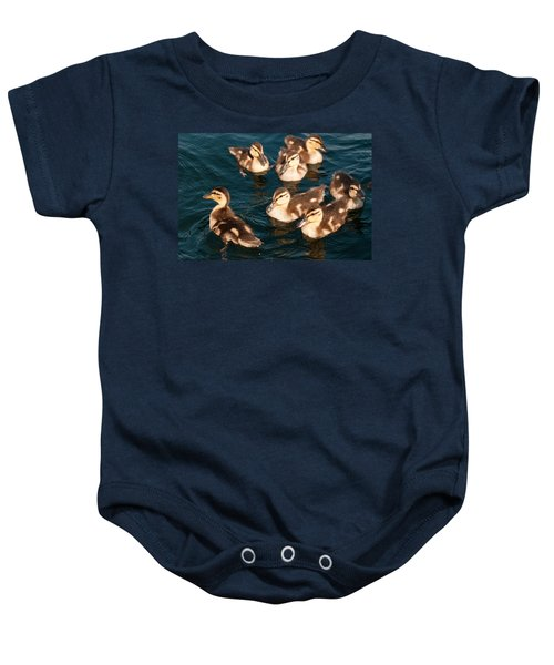 Brothers And Sisters Baby Onesie