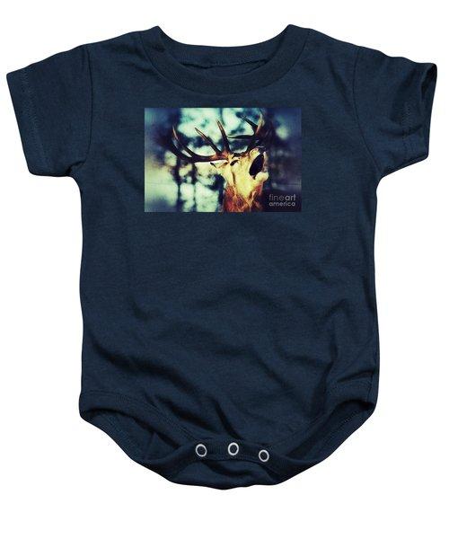 Burling Deer Baby Onesie