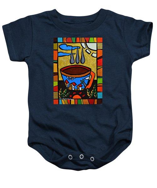 Cafe Criollo  Baby Onesie