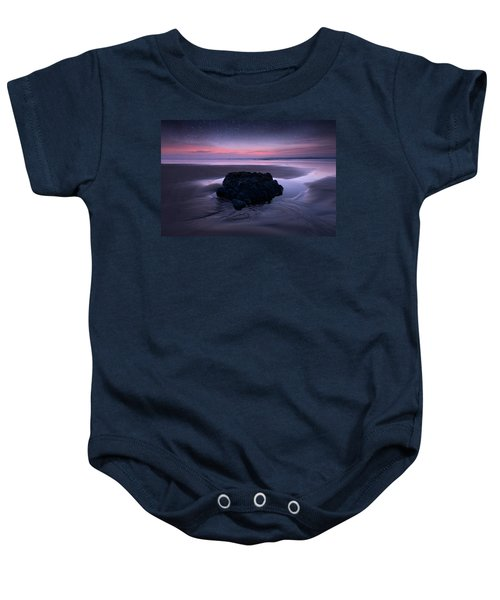 Day Fades To Night Baby Onesie